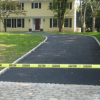 Big Half Circle Driveway